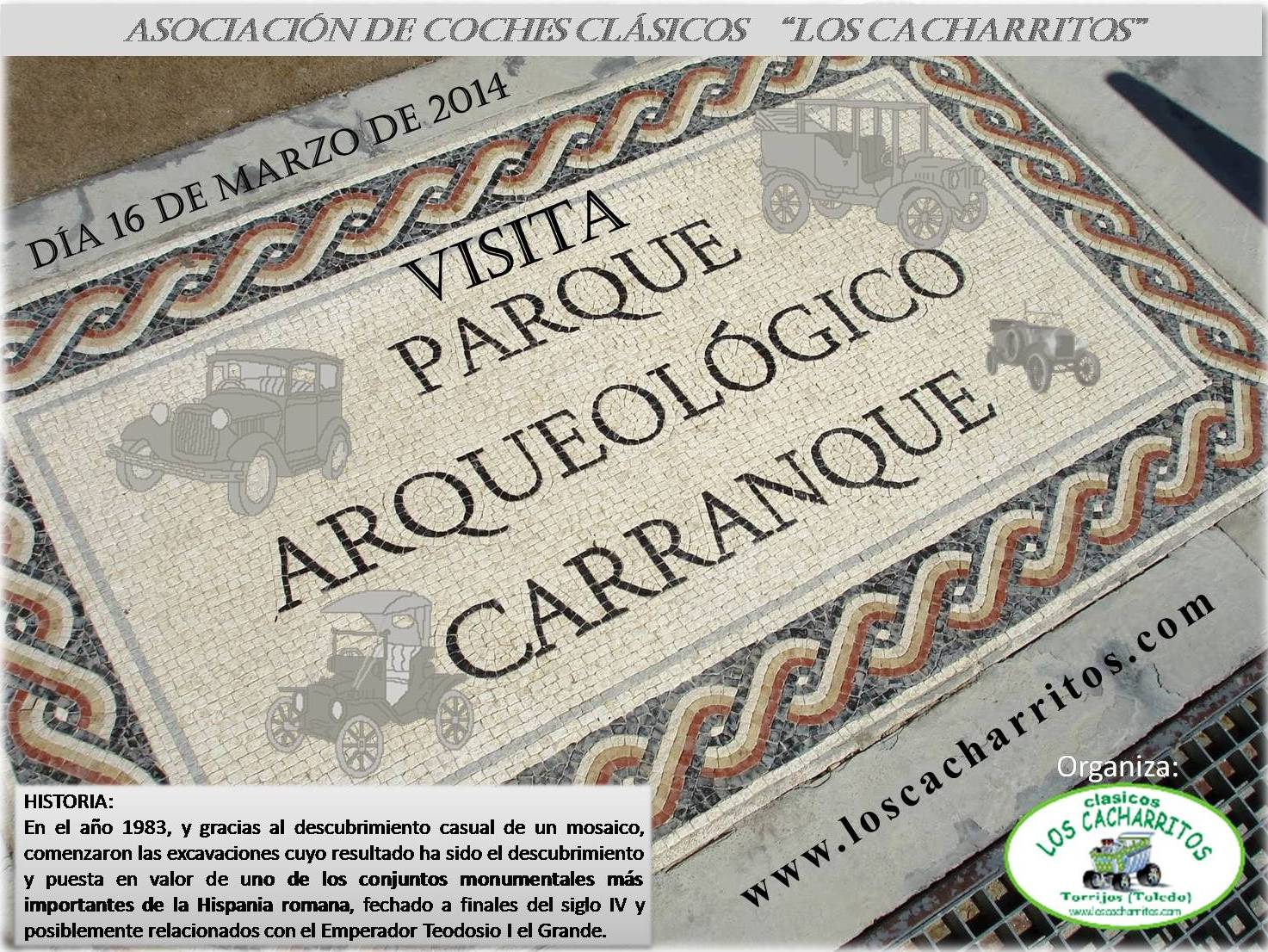 CARTEL CARRANQUE 2014